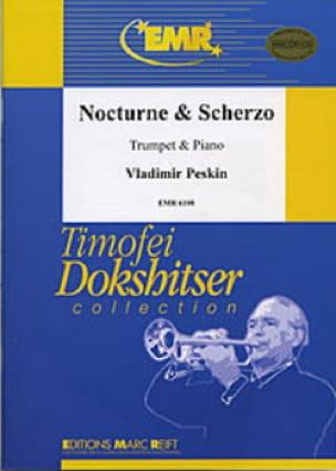 Vladimir Peskin - Nocturne & Scherzo - Partition - di-arezzo.fr