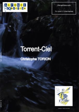 Christophe Torion - Torrent-Ciel - Partition - di-arezzo.fr