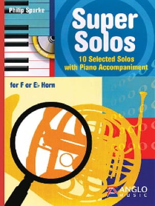 Philip Sparke - Super Solos - Sheet Music - di-arezzo.co.uk