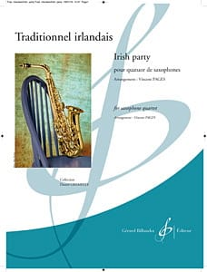 Traditionnel - Irish Party - Partition - di-arezzo.fr