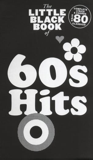 The little black book of 60s Hits Partition laflutedepan