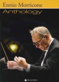 Ennio Morricone - Ennio Morricone Anthology - Sheet Music - di-arezzo.co.uk