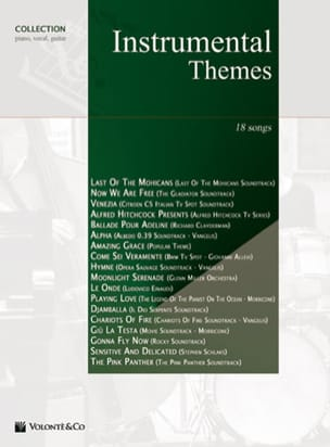 - Colección de temas instrumentales. - Partitura - di-arezzo.es