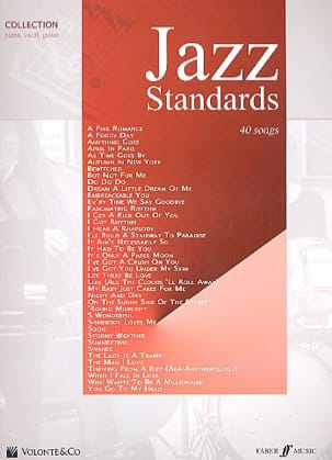Jazz Standards Collection Partition Jazz - laflutedepan