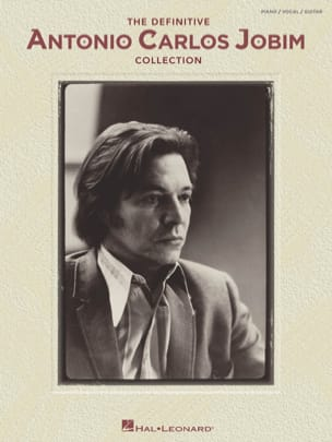 Antonio Carlos Jobim - The Definitive Antonio Carlos Jobim Collection - Sheet Music - di-arezzo.co.uk