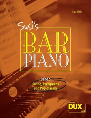 - Susi's piano bar volume 5 - Sheet Music - di-arezzo.com