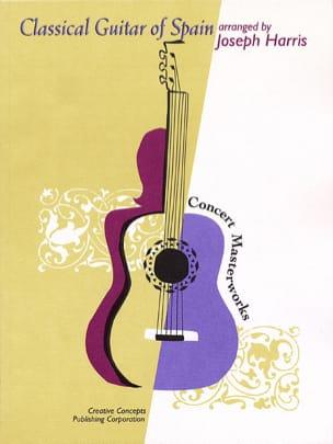 Classical Guitar Of Spain Partition Guitare - laflutedepan