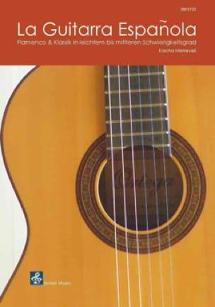 La Guitarra Espanola - Kacha Metreveli - Partition - laflutedepan.com