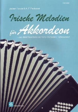 Tovote Jochen / Packeiser A. F. - Irische Melodien Für Akkordeon - Partition - di-arezzo.fr