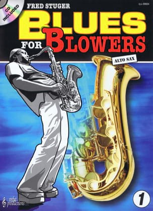 Blues For Blowers 1 - Fred Stuger - Partition - laflutedepan.com