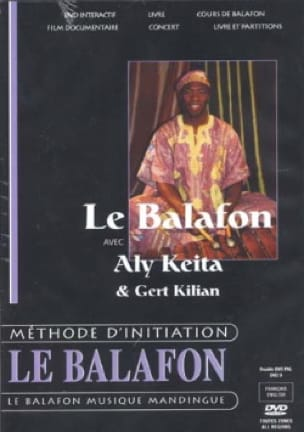 Keita Aly / Kilian Gert - DVD - The Balafon - Sheet Music - di-arezzo.co.uk