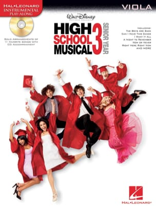 High School Musical 3 Partition Alto - laflutedepan