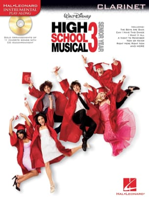 High School Musical 3 - Partition - Clarinette - laflutedepan.com