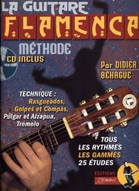 Béhague Didier / Rébillard Jean-Jacques - The flamenco guitar method - Sheet Music - di-arezzo.co.uk