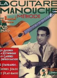 Givone Daniel / Rébillard Jean-Jacques - The gypsy guitar method - Sheet Music - di-arezzo.com