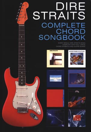 Complete Chord Songbook Straits Dire Partition laflutedepan