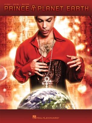 Prince - Planet Earth - Partition - di-arezzo.fr