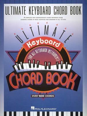 Ultimate Keyboard Chord Book - Partition - laflutedepan.com