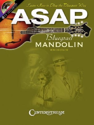 Eddie Collins - ASAP Bluegrass Mandolin - Partition - di-arezzo.fr