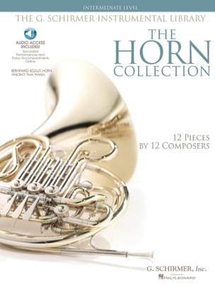 - The Horn Collection Intermediate Level - Sheet Music - di-arezzo.com