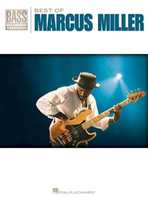 Marcus Miller - Best Of Marcus Miller - Partition - di-arezzo.fr