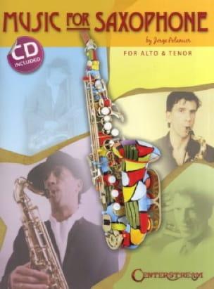 Music For Saxophone Jorge Polanuer Partition Saxophone - laflutedepan
