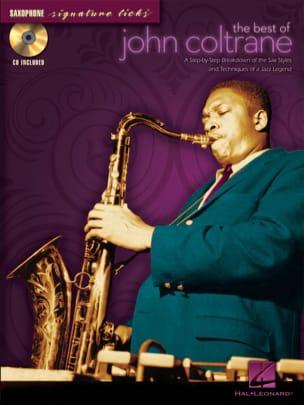 John Coltrane - The Best Of John Coltrane - Partition - di-arezzo.fr