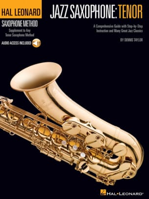 Dennis Taylor - Jazz Saxophone - Sheet Music - di-arezzo.co.uk