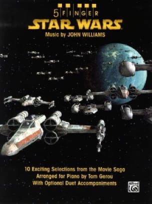 John Williams - Star Wars 5 Finger - Partition - di-arezzo.fr