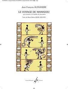 Le Voyage de Mamadou - Jean-François Alexandre - laflutedepan.com