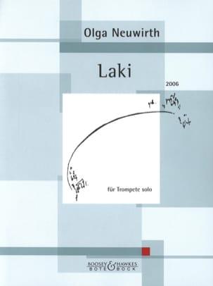 Laki - Olga Neuwirth - Partition - Trompette - laflutedepan.com