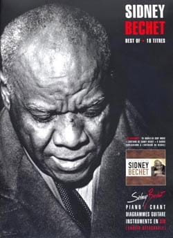 Best Of Sidney Bechet Partition Clarinette - laflutedepan