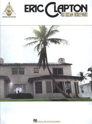 Eric Clapton - 461 Ocean Boulevard - Sheet Music - di-arezzo.co.uk