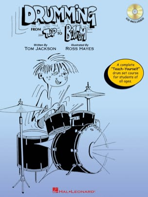 Tom Jackson - Drumming From Top To Bottom - Sheet Music - di-arezzo.com