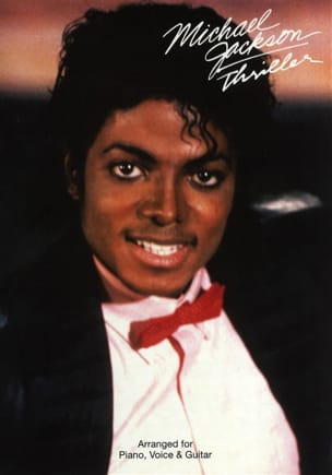 Michael Jackson - Thriller - Partition - di-arezzo.fr