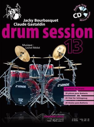 Drum session 13 Bourbasquet Jacky / Gastaldin Claude laflutedepan