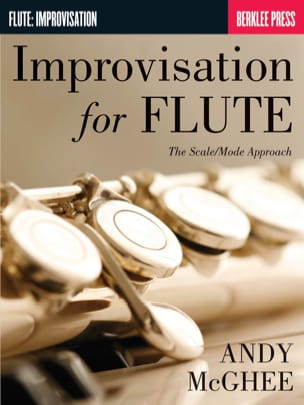 Improvisation For Flute Andy McGhee Partition laflutedepan