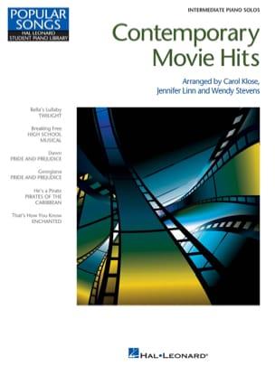 Contemporary Movie Hits - Partition - laflutedepan.com