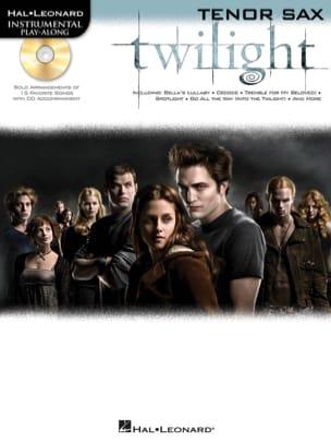 Twilight - Partition - di-arezzo.fr