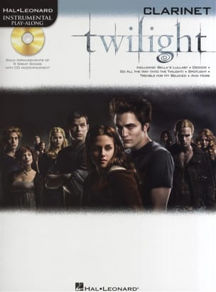 Twilight - Instrumental Play-Along Partition laflutedepan