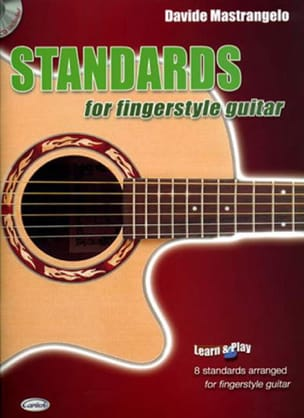 - Standards For Fingerstyle Guitar Volume 1 - Sheet Music - di-arezzo.co.uk