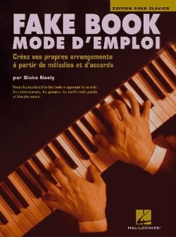 Fake book mode d'emploi - Blake Neely - Partition - laflutedepan.com