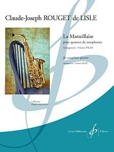 de Lisle Claude-Joseph Rouget - La Marseillaise - Partition - di-arezzo.fr