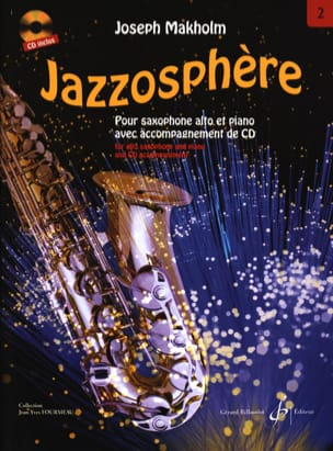 Joseph Makholm - Jazzosphère Volume 2 - Partition - di-arezzo.fr
