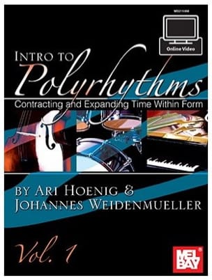 Hoenig Ari / Weidenmueller Johannes - Intro To Polyrythms Volume 1 with Online Video - Sheet Music - di-arezzo.co.uk