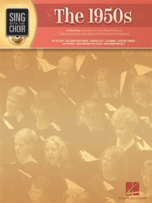 - Sing With The Choir Volume 4 - The 1950s - Partition - di-arezzo.fr
