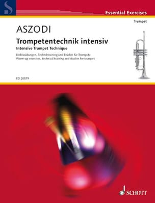 Ferenc Aszodi - Trompetentechnik Intensiv - Sheet Music - di-arezzo.co.uk
