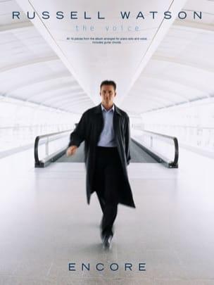 Russell Watson - Encore - Partition - di-arezzo.fr