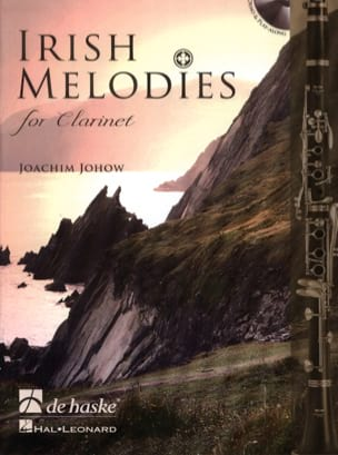 Irish Melodies for clarintette Joachim Johow Partition laflutedepan