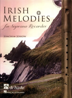 Joachim Johow - Irish Melodies - Partition - di-arezzo.fr